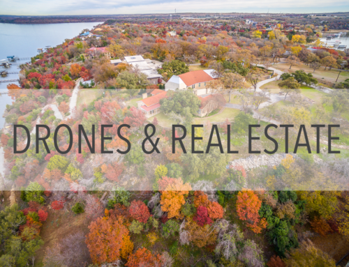Drones & Real Estate: The Must Have House Marketing Tool